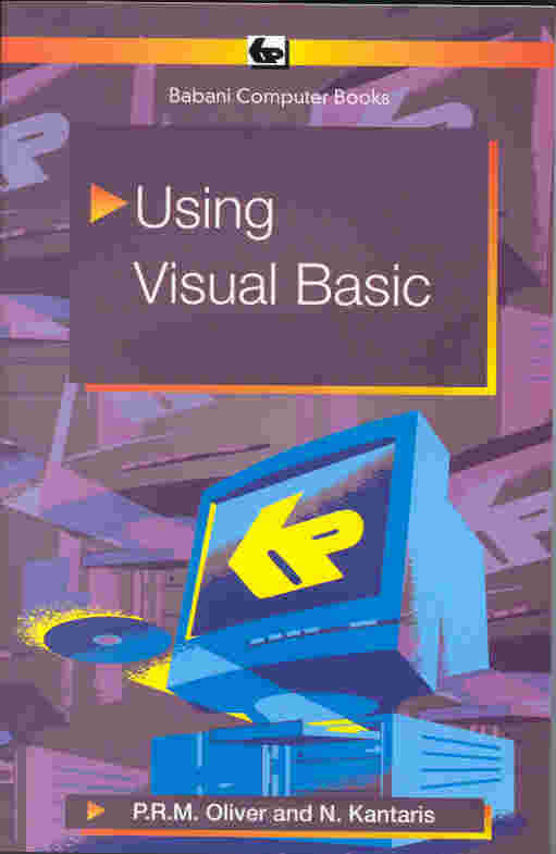 Visual Basic book front